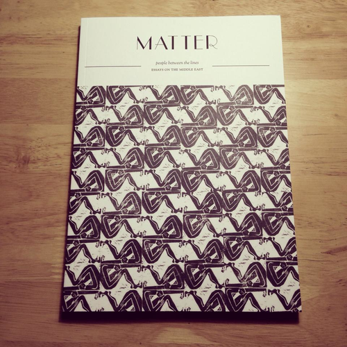 MATTER Magazine, 2015  Cover Image