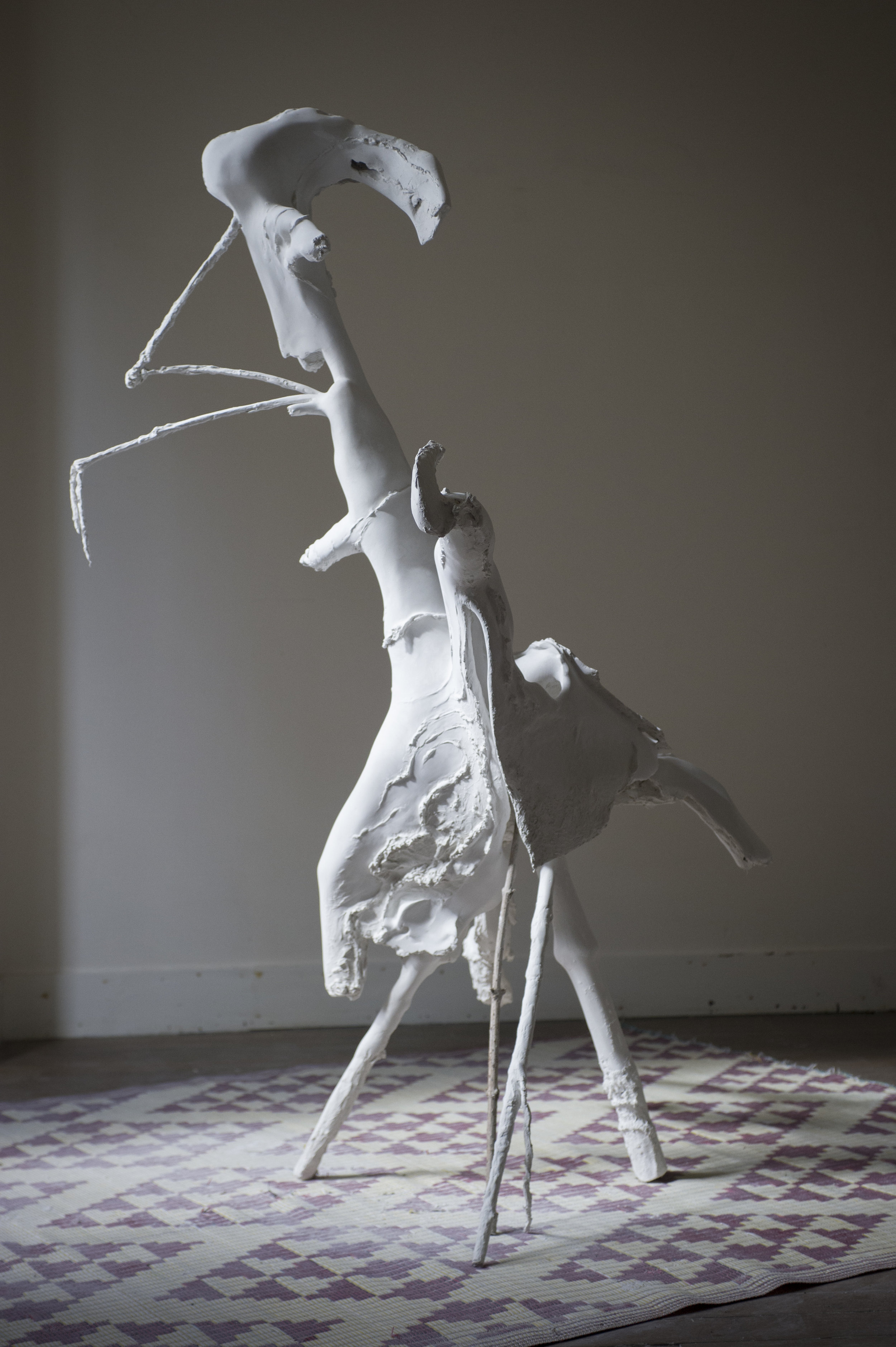 U caracolu - La danse des grues