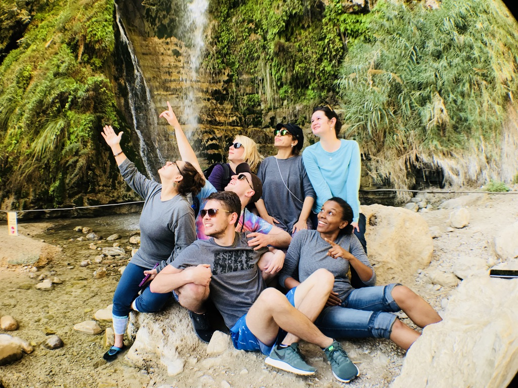Ascend 3 group at Ein Gedi.jpg