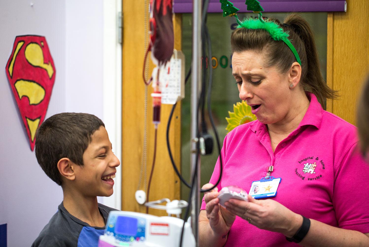 Apollo heath wellbeing childrens wards