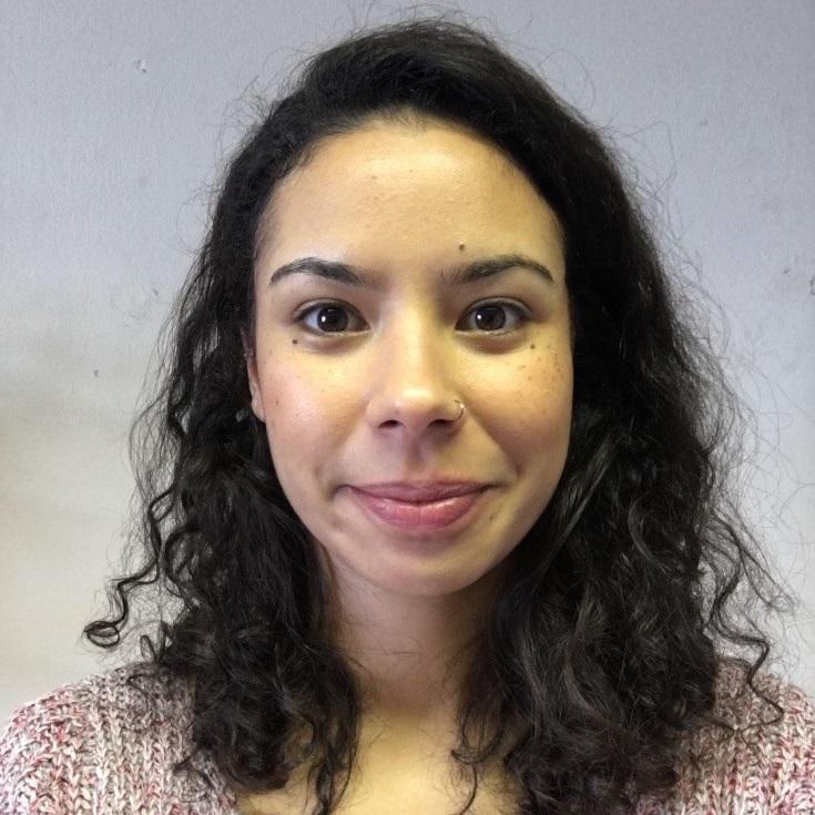 Lauren-Joy Cameron - Programme Coordinator