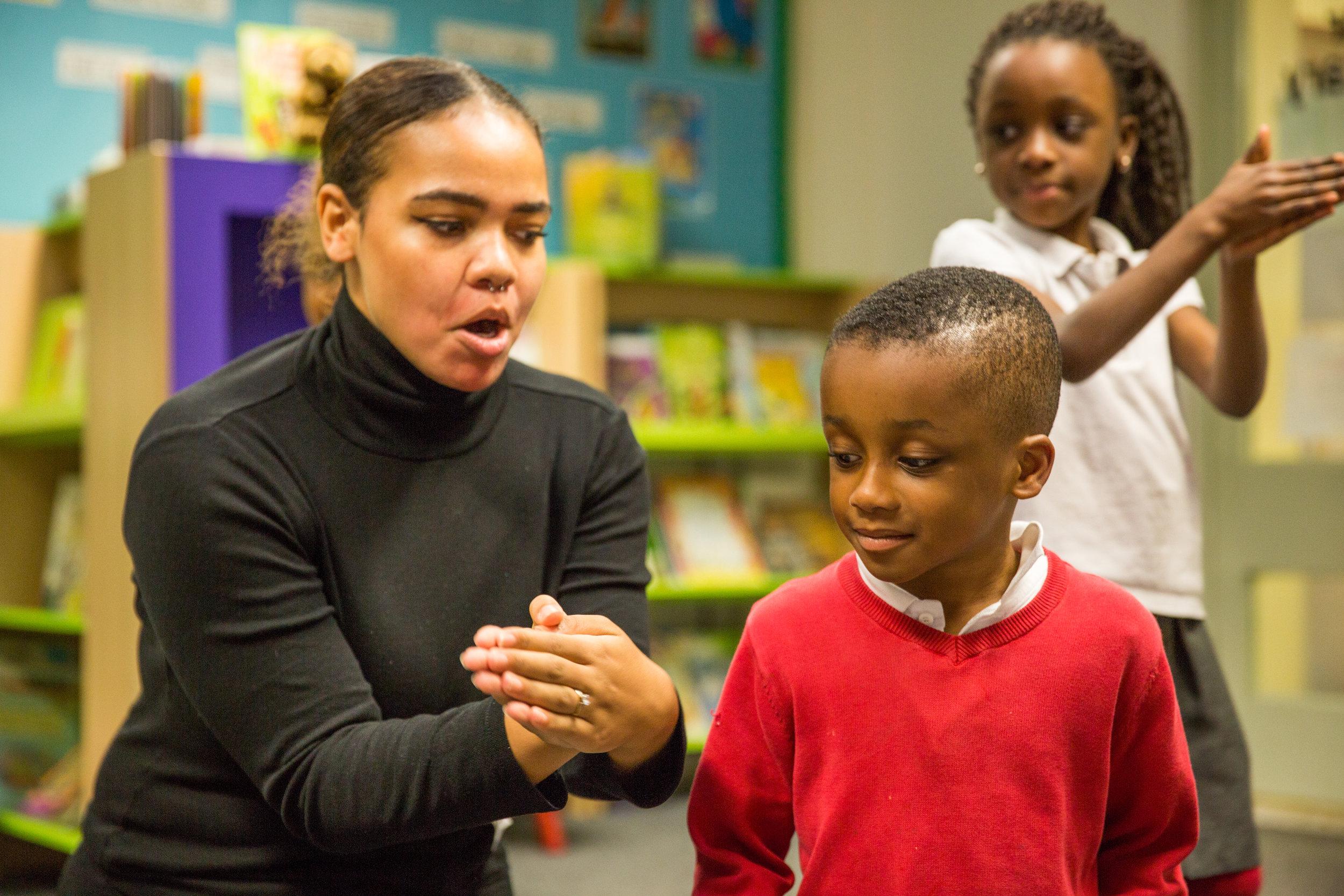 Speech Bubbles children communication skills programme