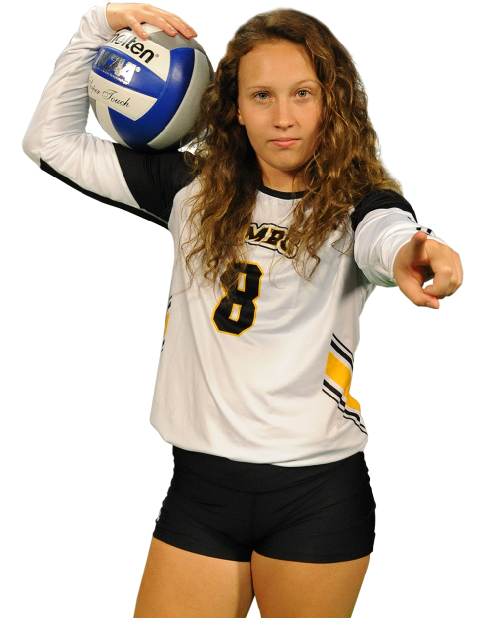 Kristin Watson  Two-Time All-Conference Selection & 2016 America East Defensive Specialist of the Year