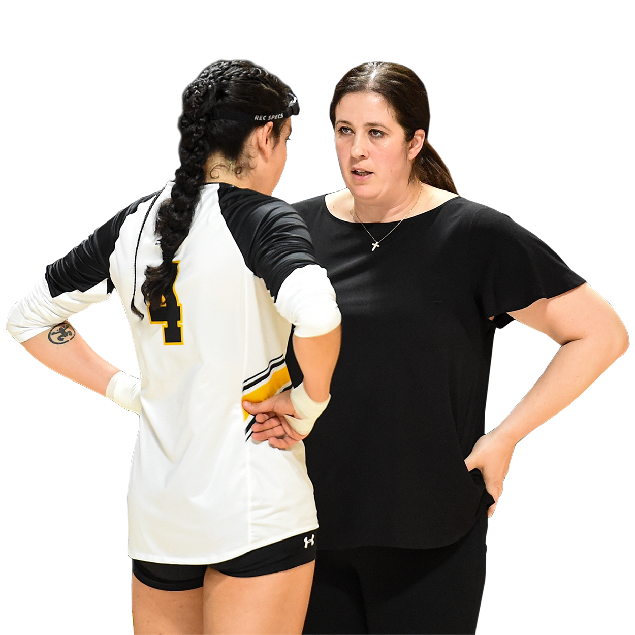 Cristina Robertson  UMBC Volleyball Head Coach