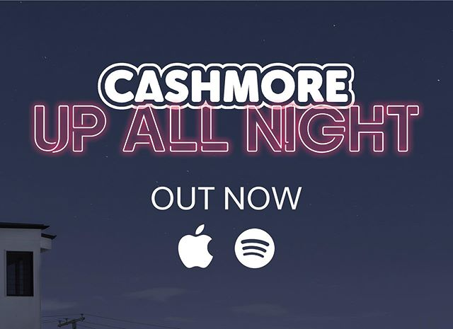 Here it is... UP ALL NIGHT is available now! Go give it a listen!  #cashmore #upallnight #rocknroll #single #music