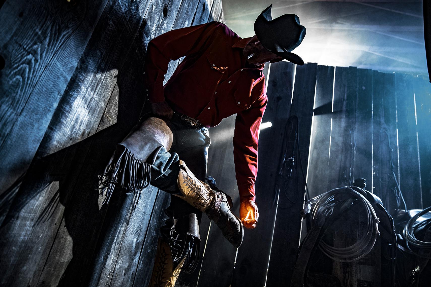 western cowboy photography