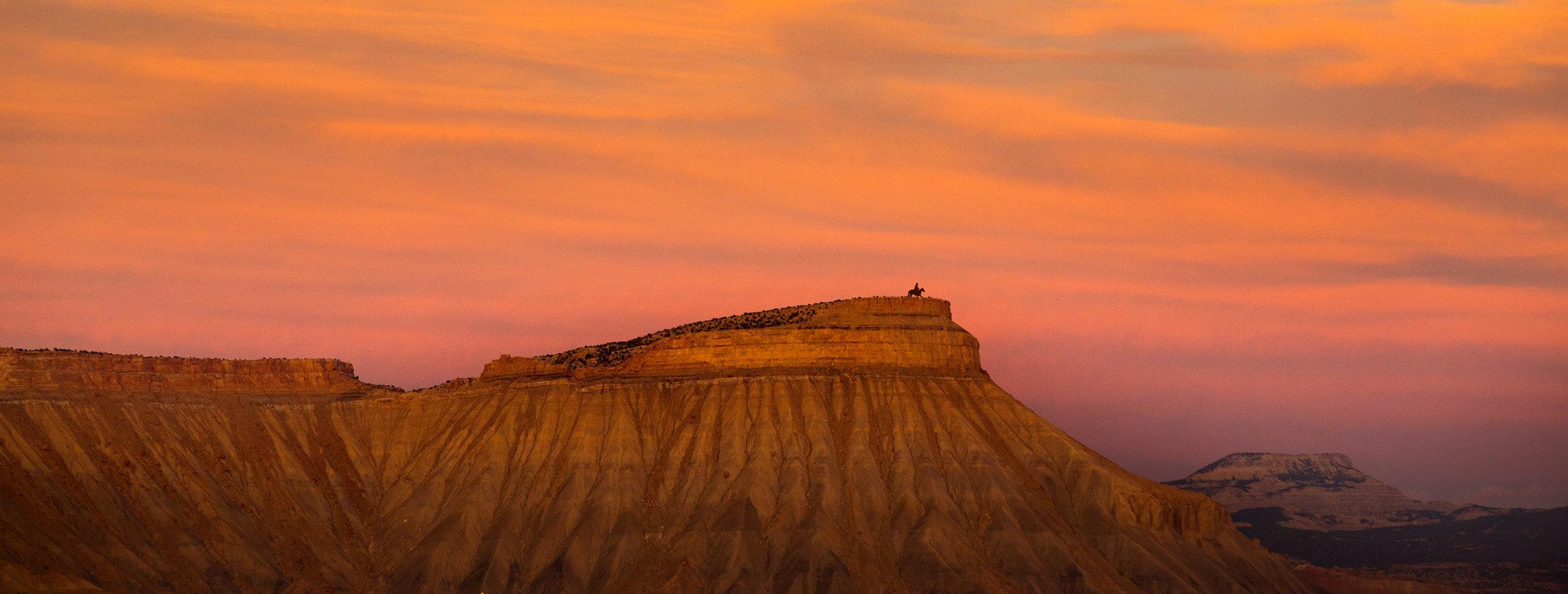 west landscape