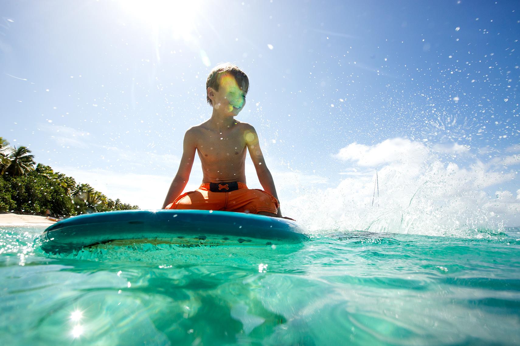 kids tourism photographer in miami