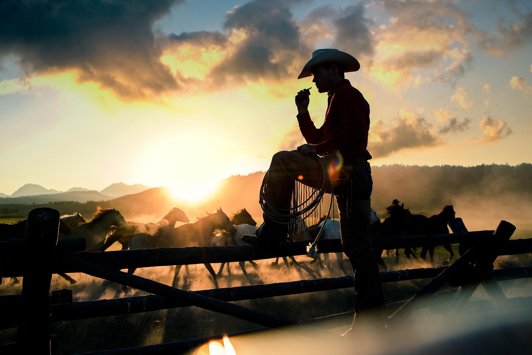 american cowboy photographer