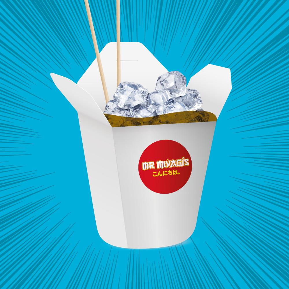 9. Bang Bangla Bang - Bacardi • Cola • Almond Syrup