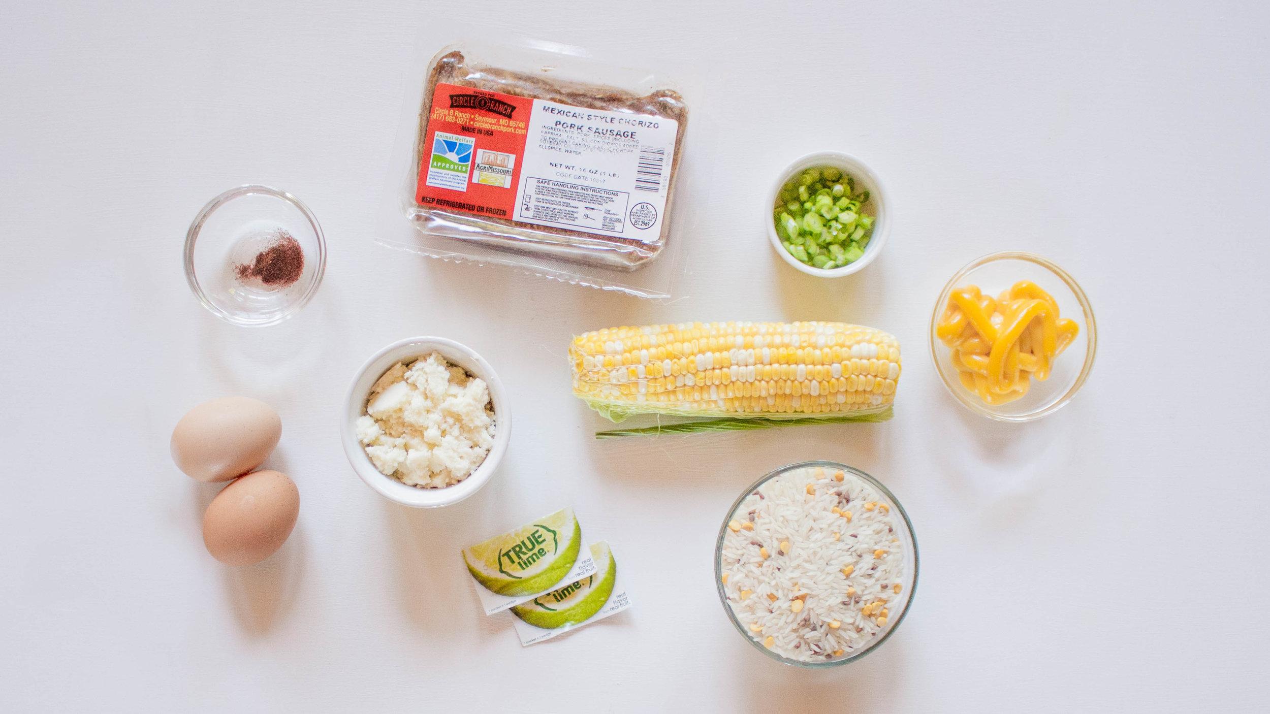 Chorizo Rice Bowl Ingredients 16x9.jpg