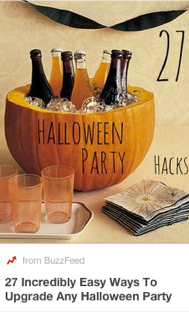 buzzfeed pinterest halloween content strategy