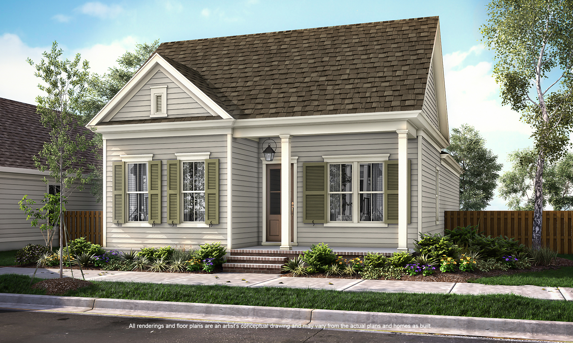 Nottoway - 1,450 SF — Starting from $269,000