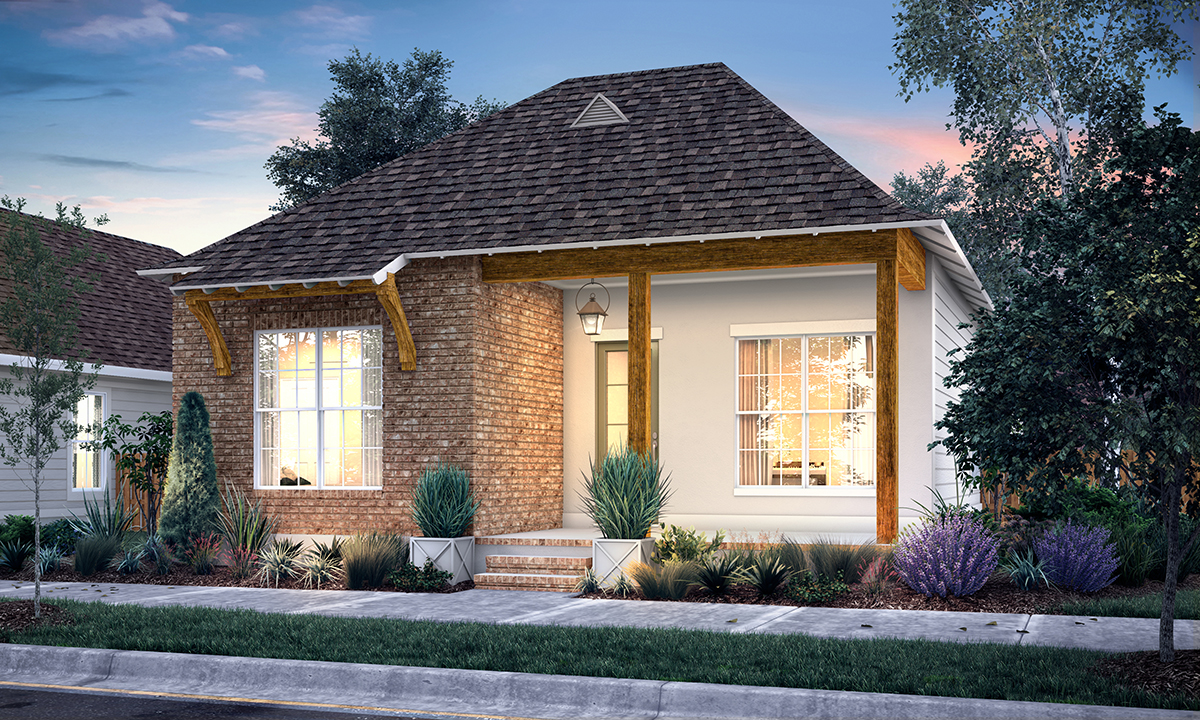 Huntington - 1,679 SF — Starting from $279,900
