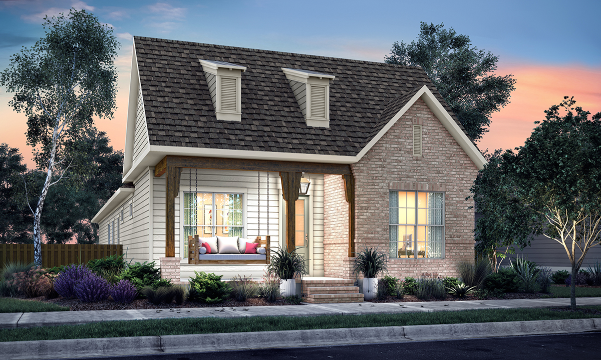Langdon - 2,003 SF — Starting from $309,900