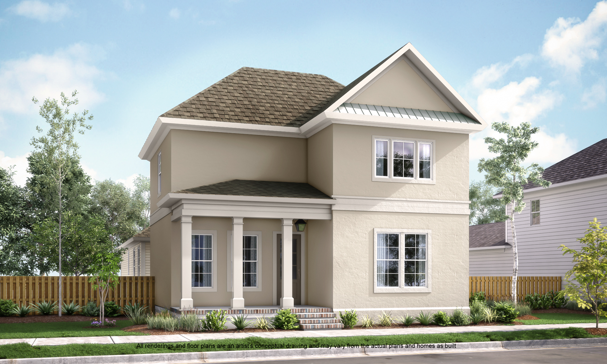 Augusta II - 2,623 SF — Starting from $365,899