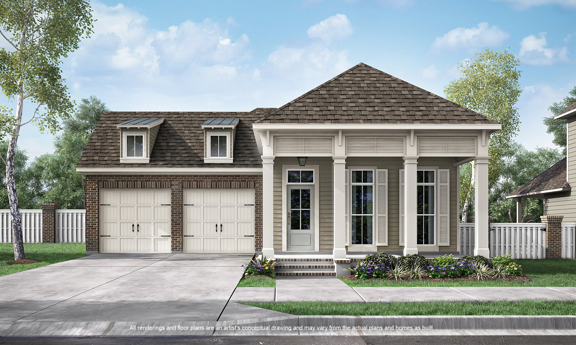 Kennedy - 2,427 SF — Starting from $369,900