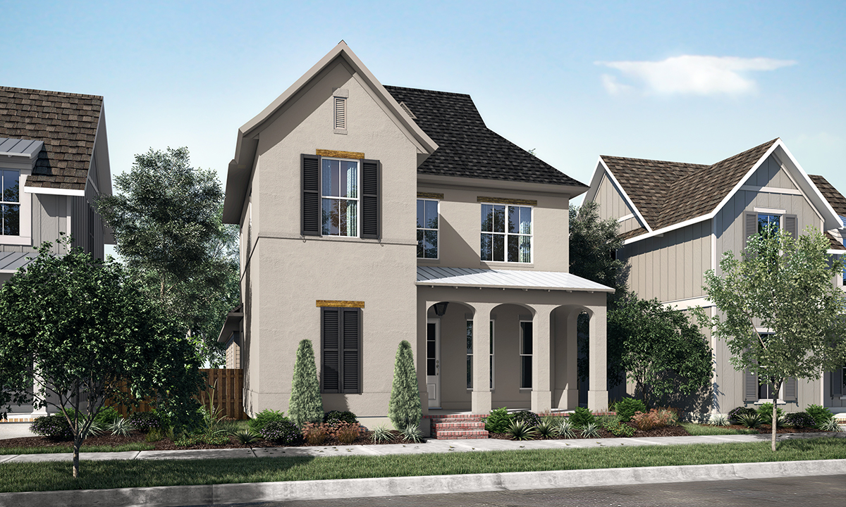Millstone - 2,650 SF — Starting from $370,900