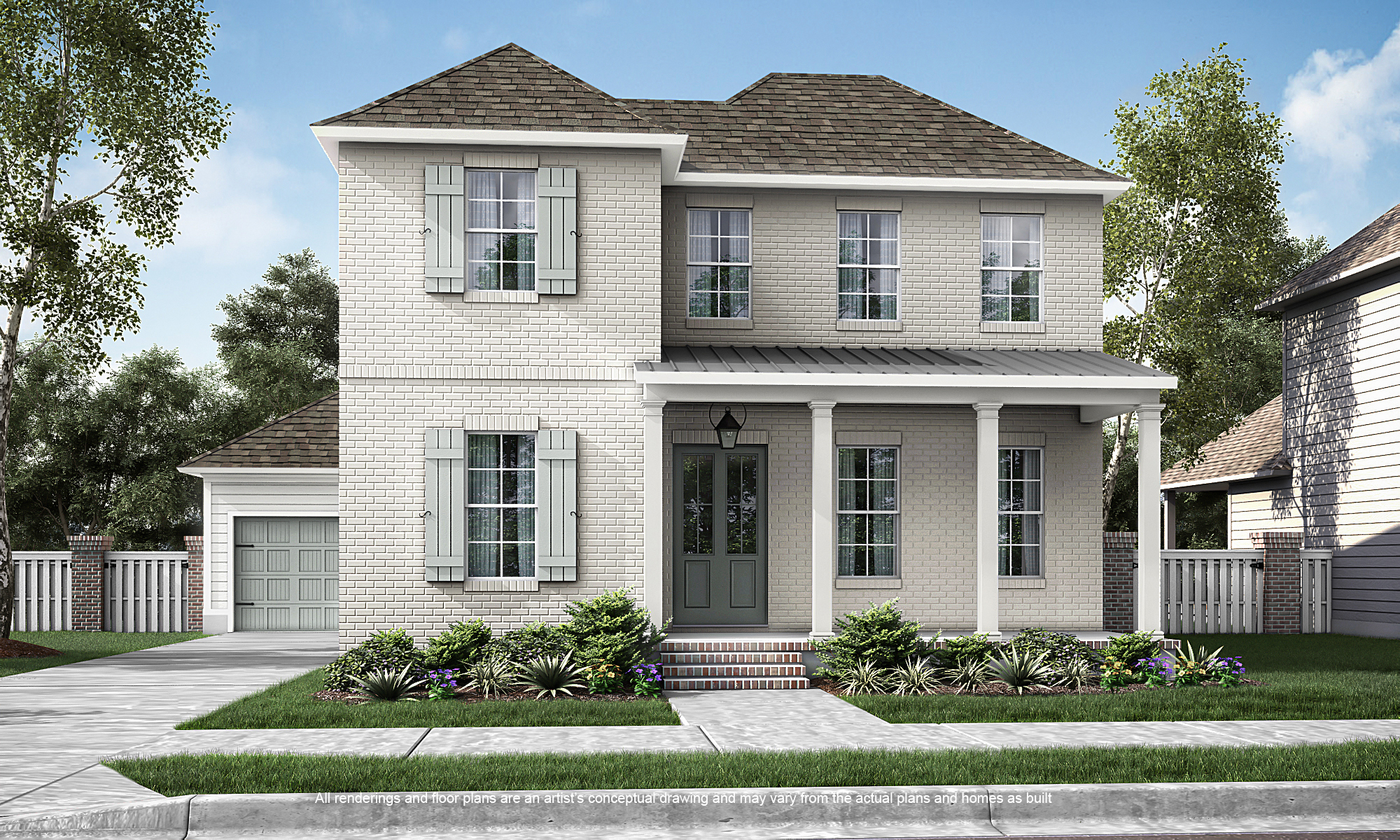 Roosevelt - 2,681 SF — Starting from $409,900