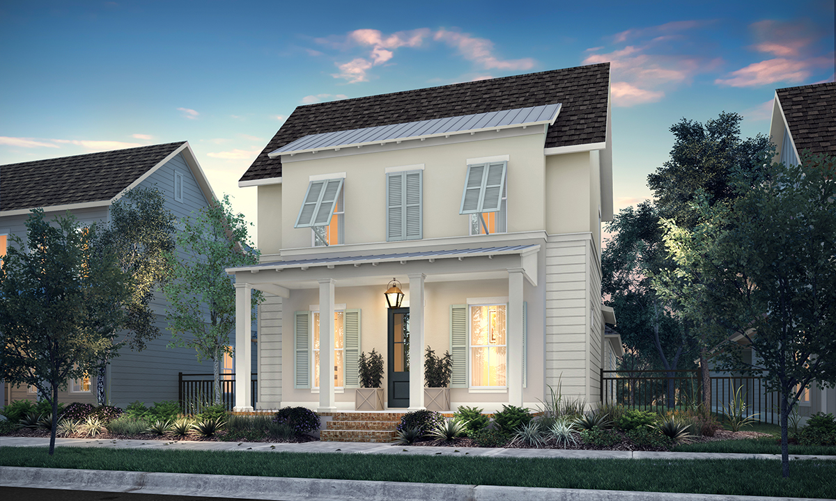 Newport - 2,260 SF — Starting from $340,900