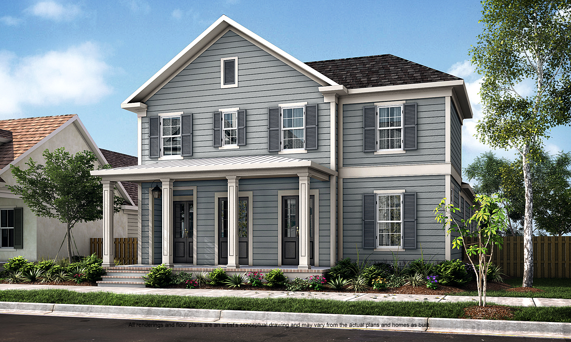 Fairfield II - 3,021 SF — Starting from $399,900