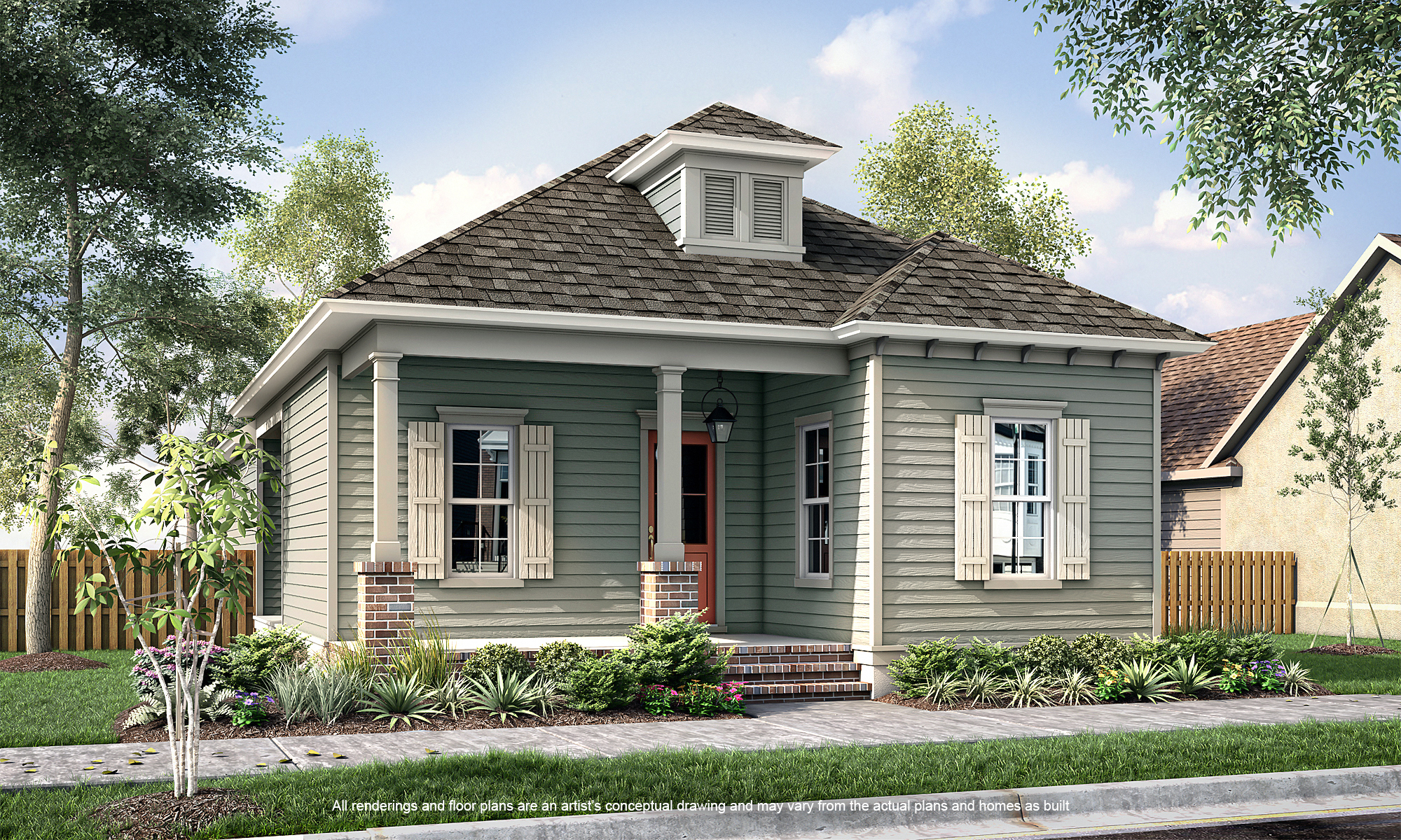 Minden - 1,682 SF — Starting from $282,900