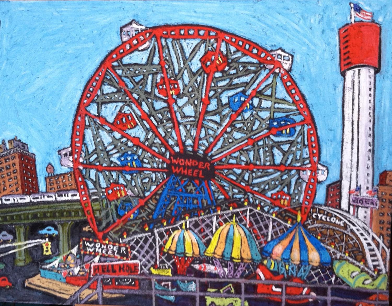 Wonder Wheel, 2012