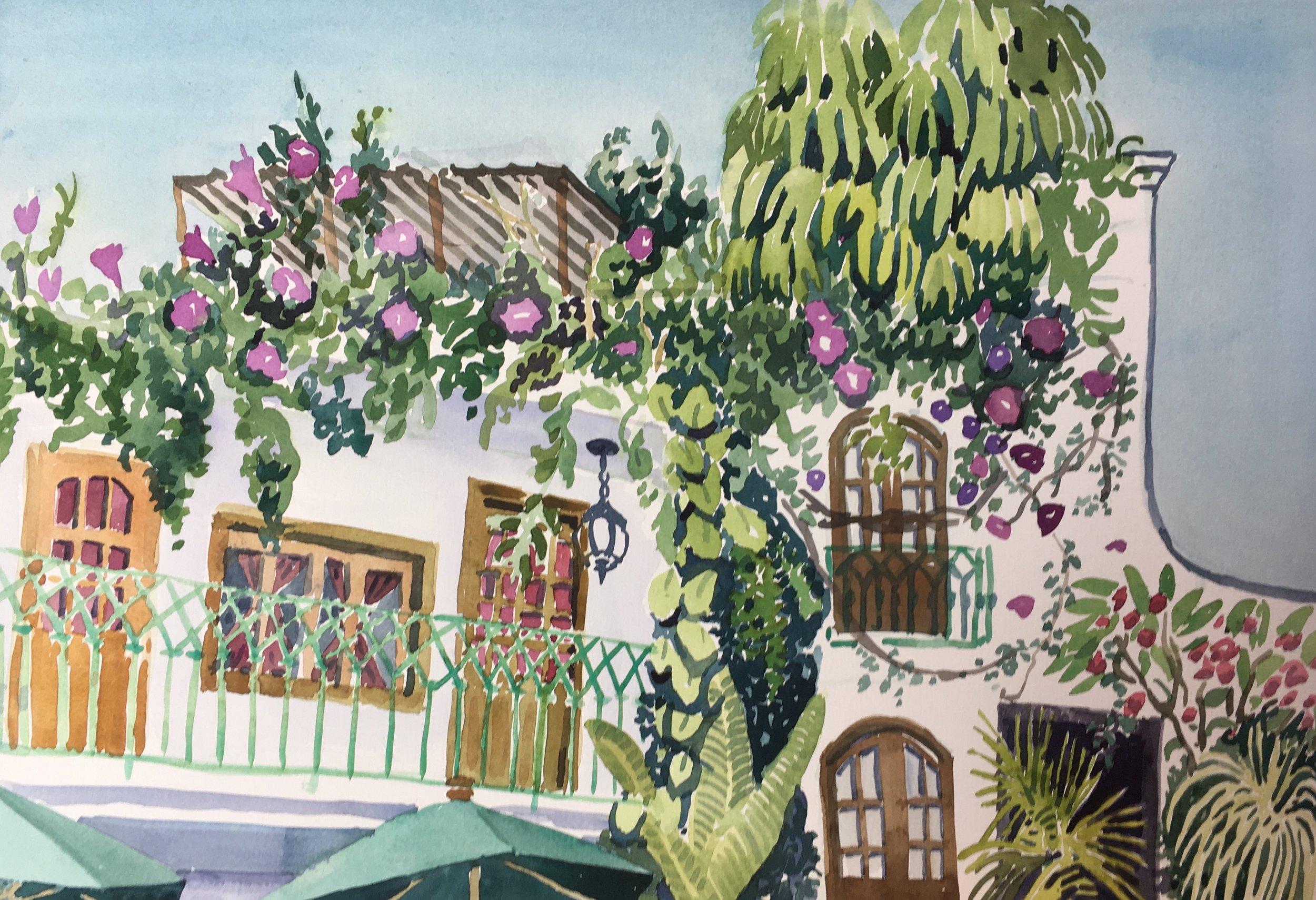 Mexican Garden, 2019
