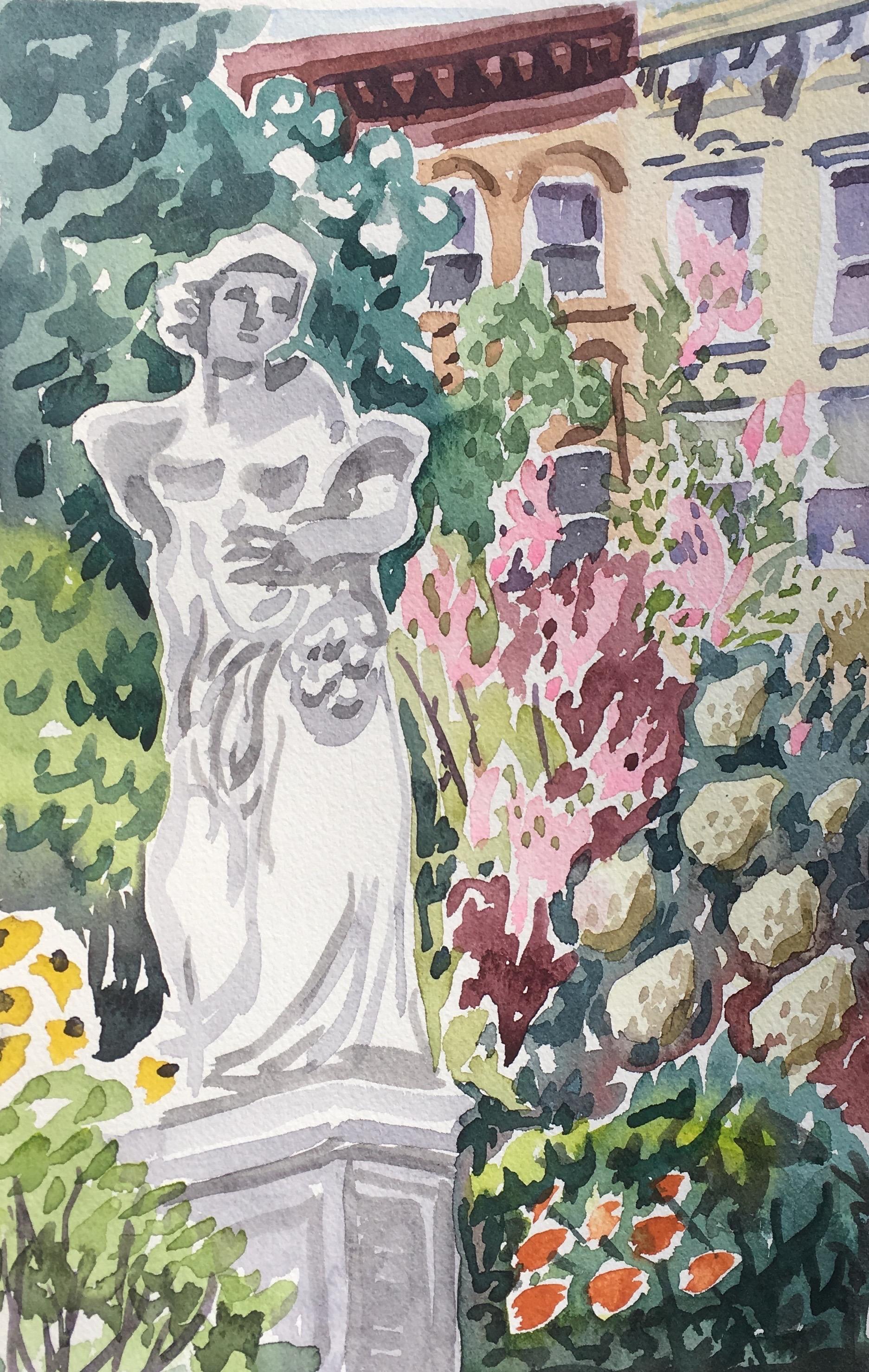 Garden Statue, 2019