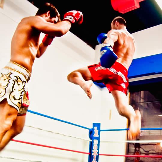 Fight Club #01