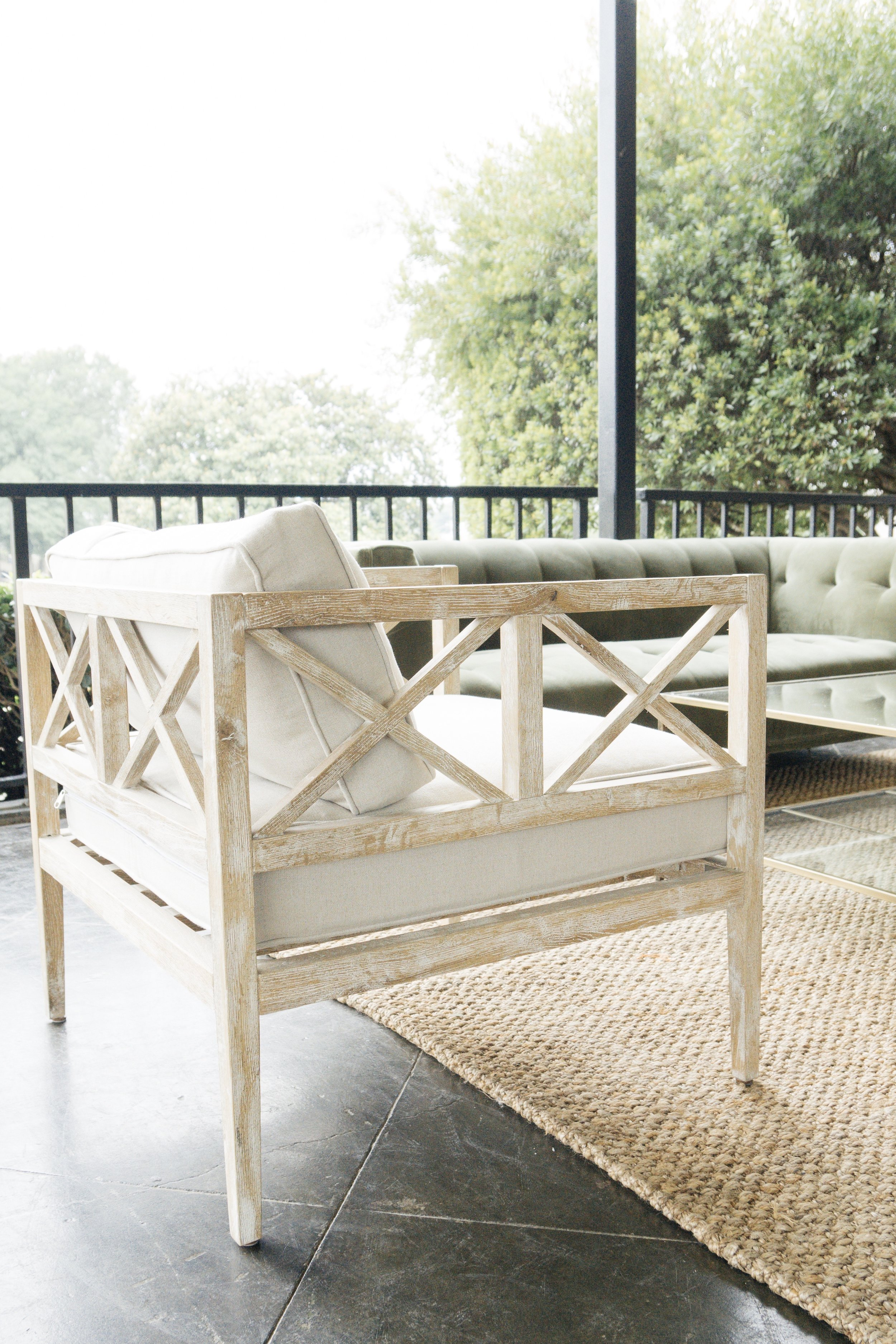classic club chair white door events clarice chair.jpg