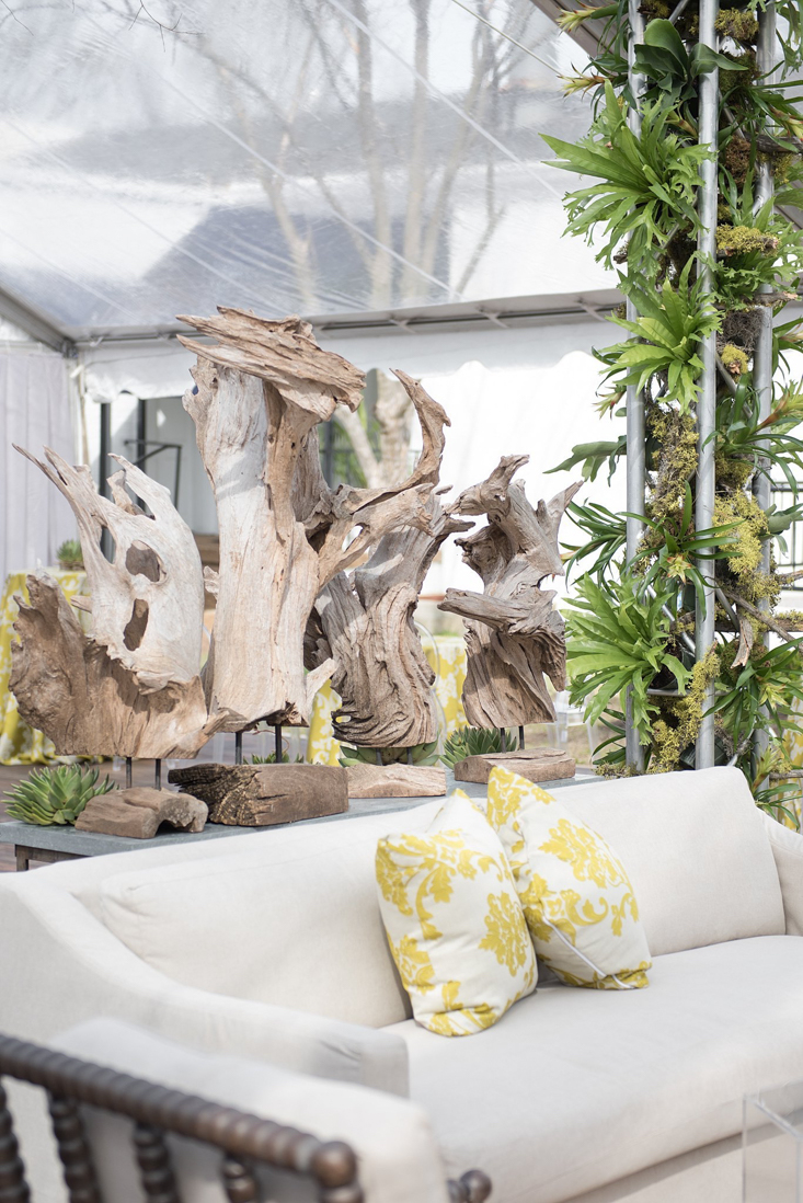 natural botanic green wedding white door events natural linen romeo slip covered sofa