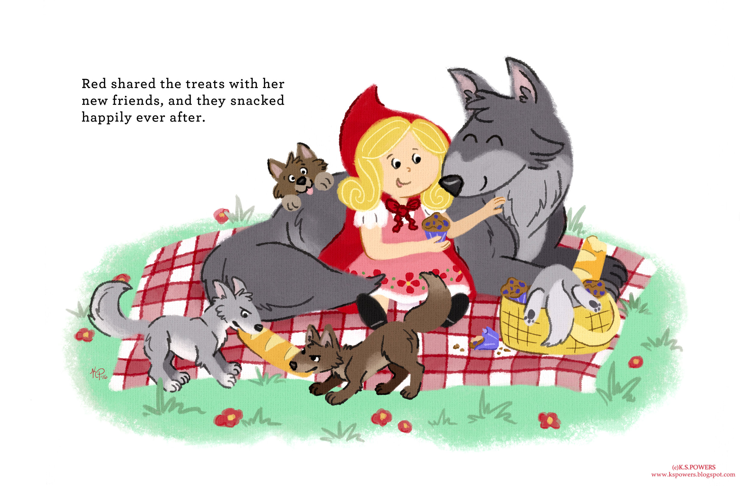Little Red's Picnic KSPowers.jpg