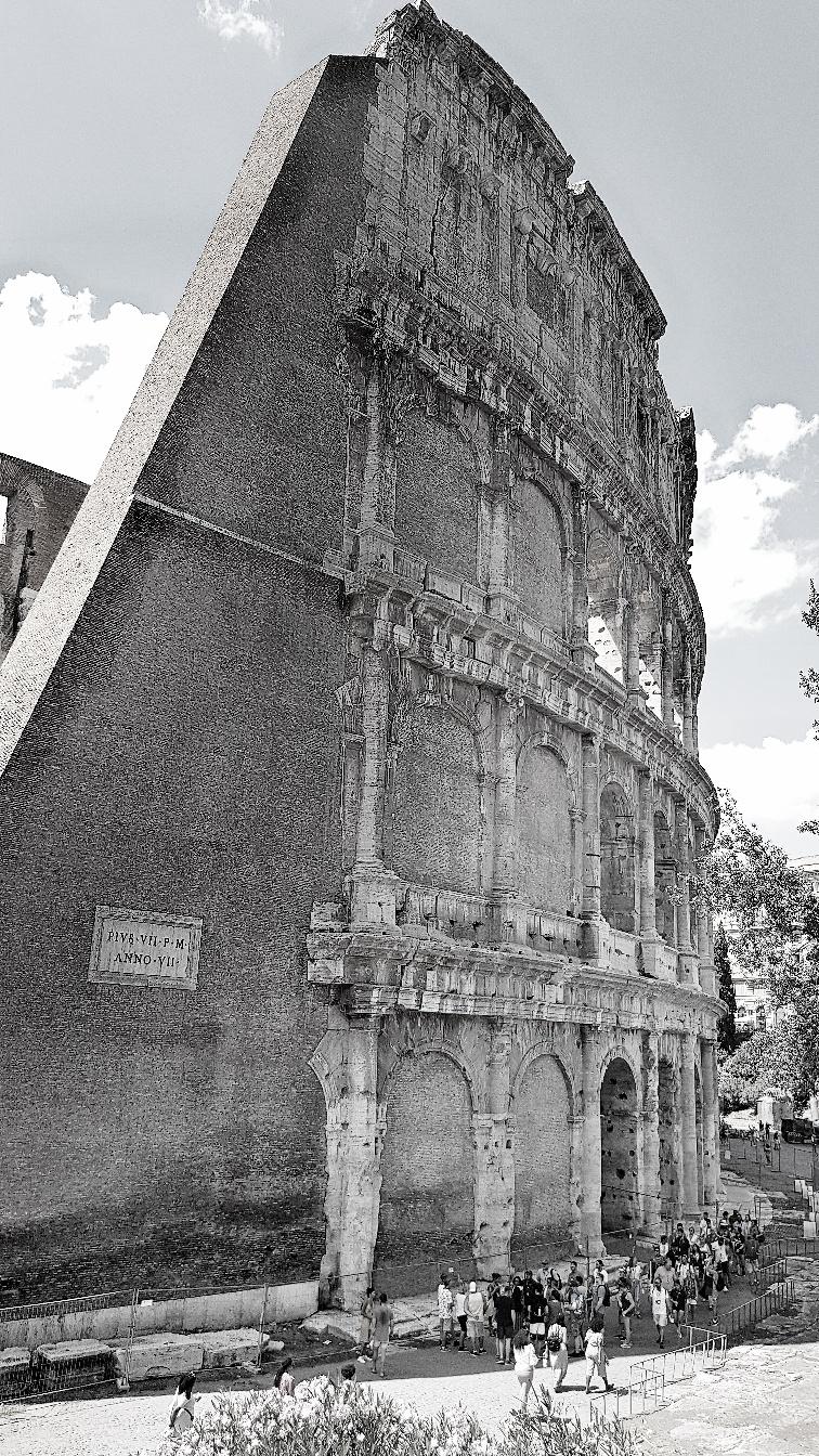 Colosseum of Rome - Samsung S7