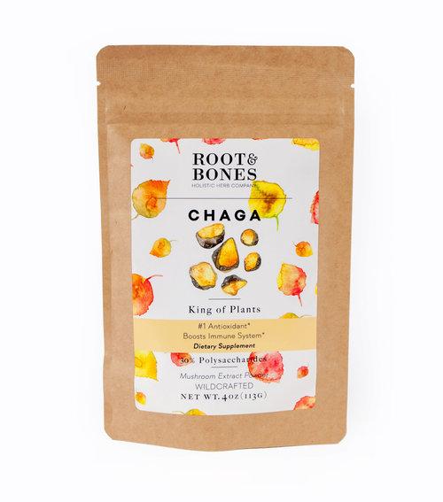 Root + Bones Mushroom Powders