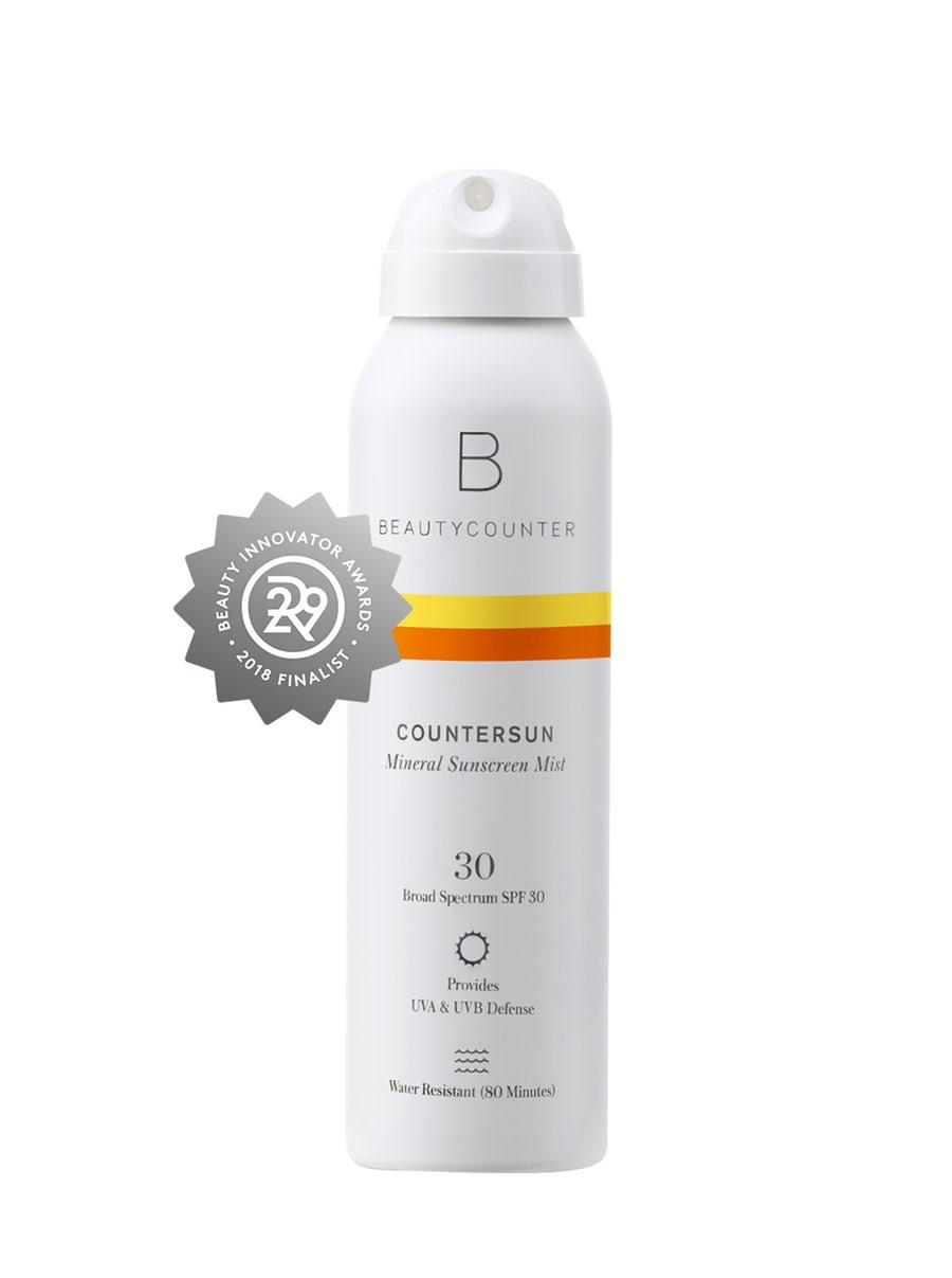 Countersun Mineral Sunscreen Mist