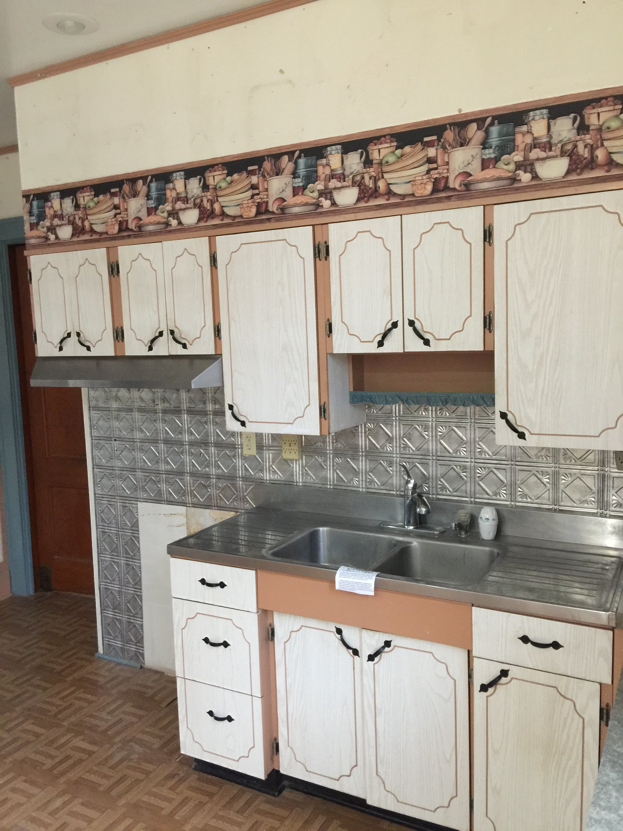 The Ugliest Kitchen in America