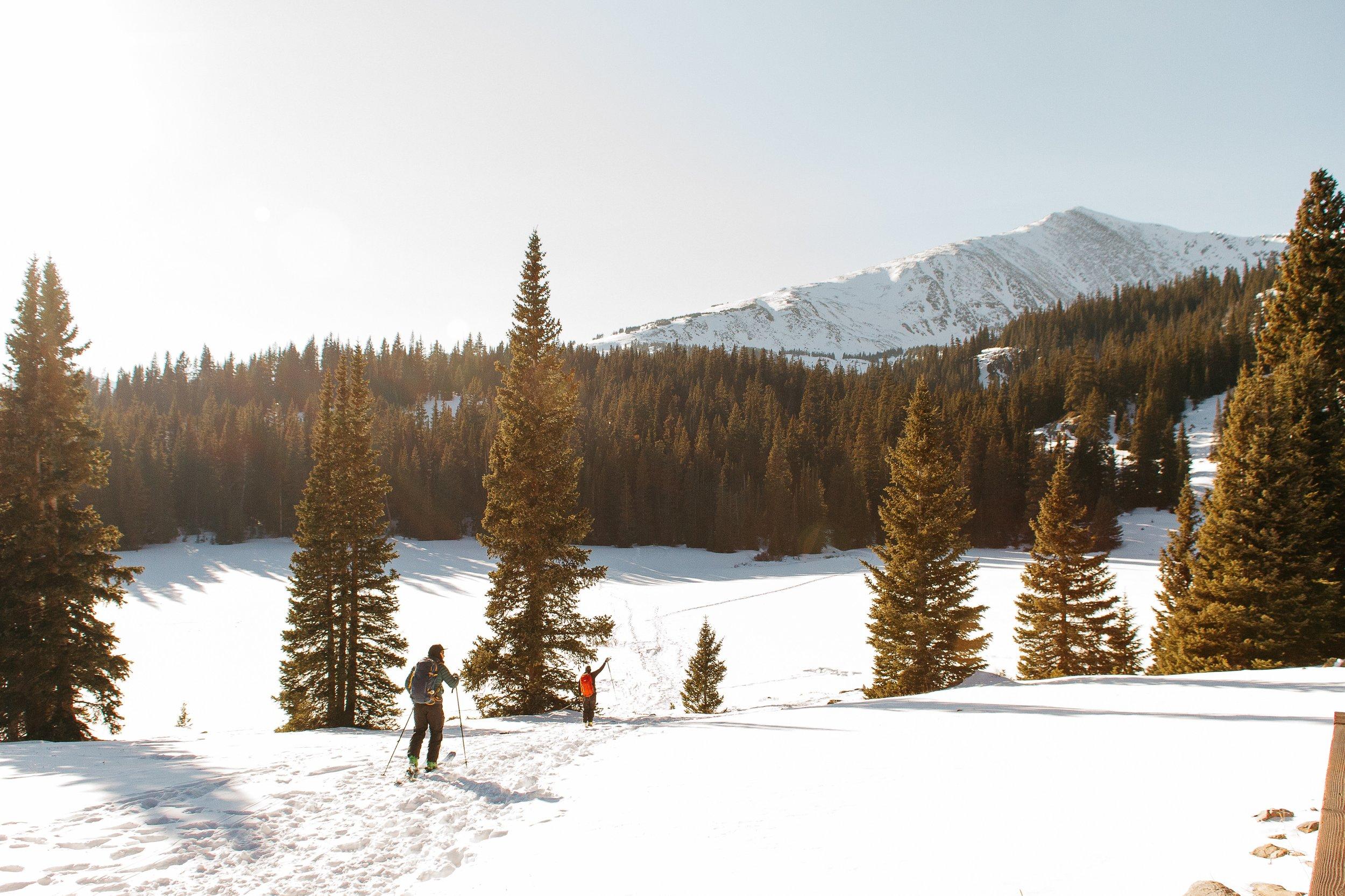 Skitouren gehen & Langlaufen - Erkunden Sie die friedliche und unberührte Natur des Salzburgerlands in ihrer vollen Schönheit.