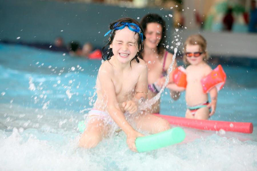Erlebnistherme Amadé - Sommer wie Winter bietet die Erlebnistherme Amadé der ganzen Familie Erholung und Spaß.