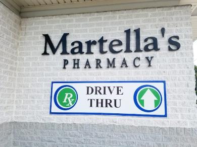 Drive Thru Prescription Pick Up