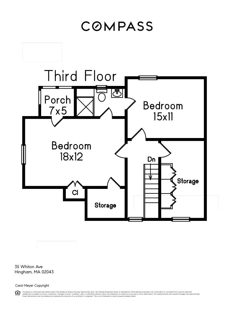 Floor Plans 35 Whiton