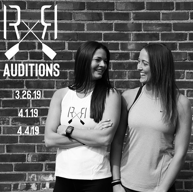 Ready to be part of something epic? Row Republic Trainer auditions 3/26, 4/1, 4/4  Qualifications include: -minimum 1 year group fitness instructor or experience leading group training -Passion to be part and build a fitness community at RR -Ability to commute to North Washington Street location  Email trainers@row-republic.com to apply #RRowBoston #JoinTheRepublic