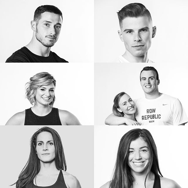 MEET THE CREW. Our founding trainer team is here and we're ready to make some noise. #RRowBoston