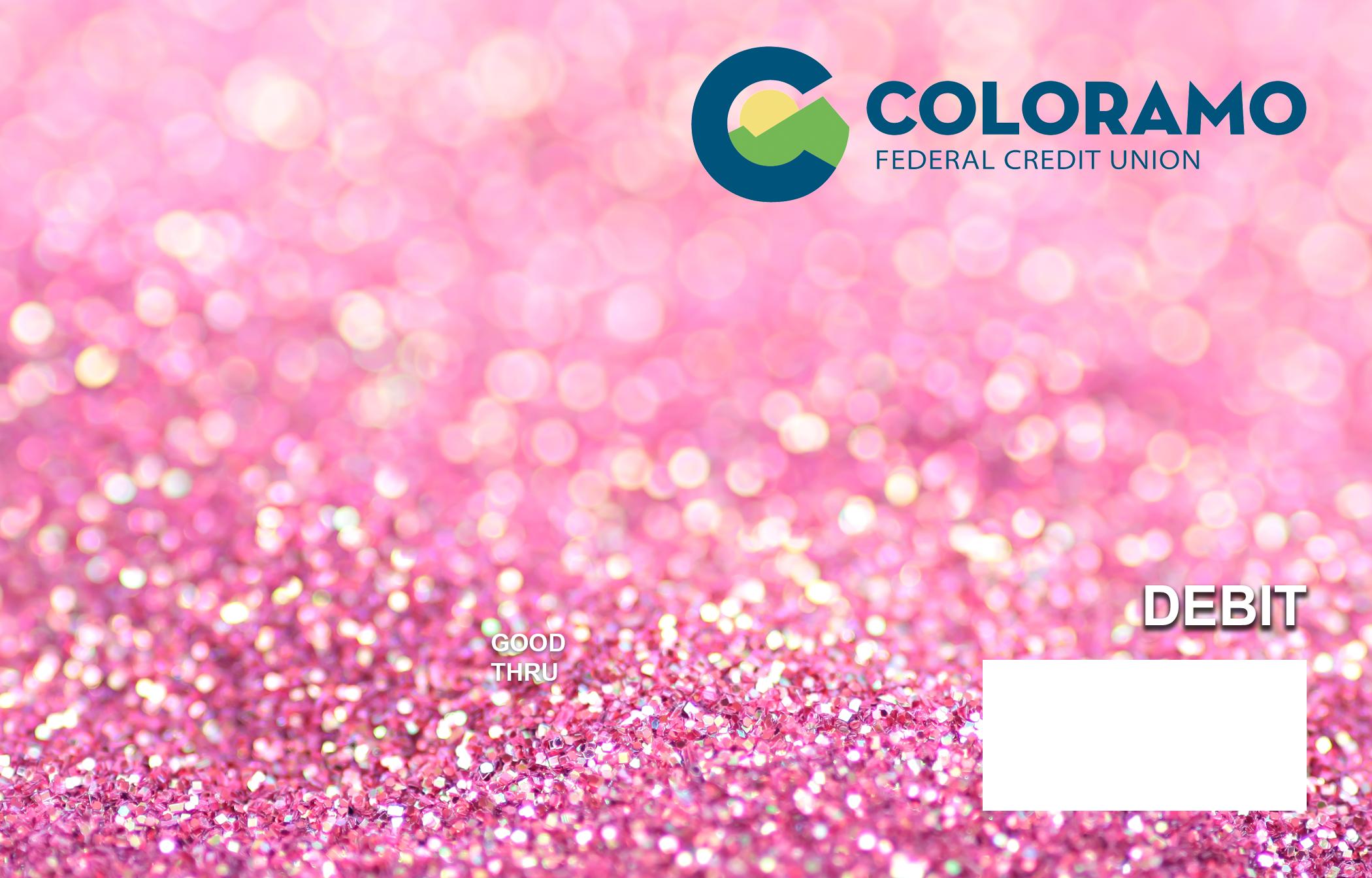 Pink Sparkles Debit Card.png