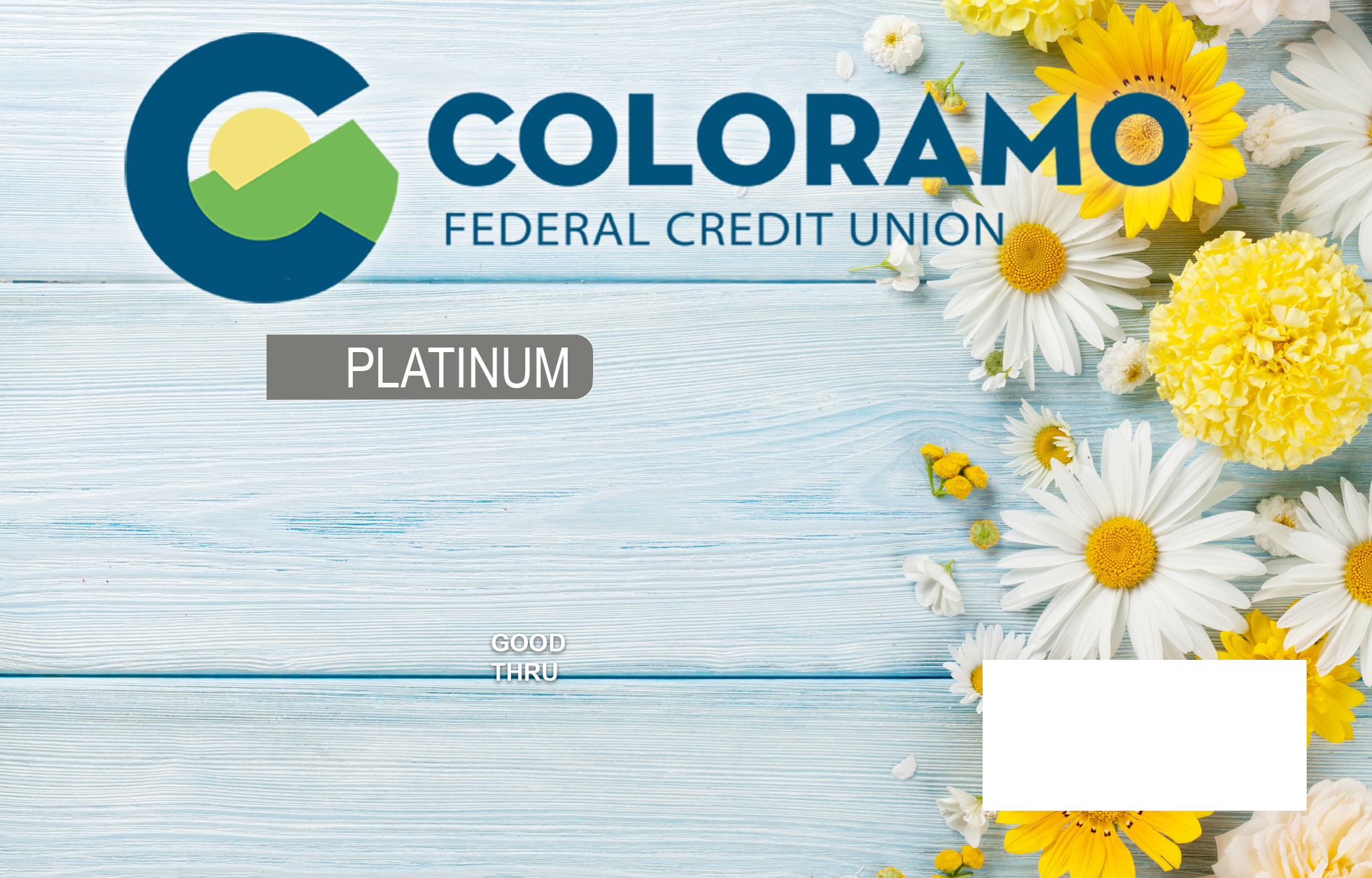 Coloramo Federal Platinum Card Flowers.png