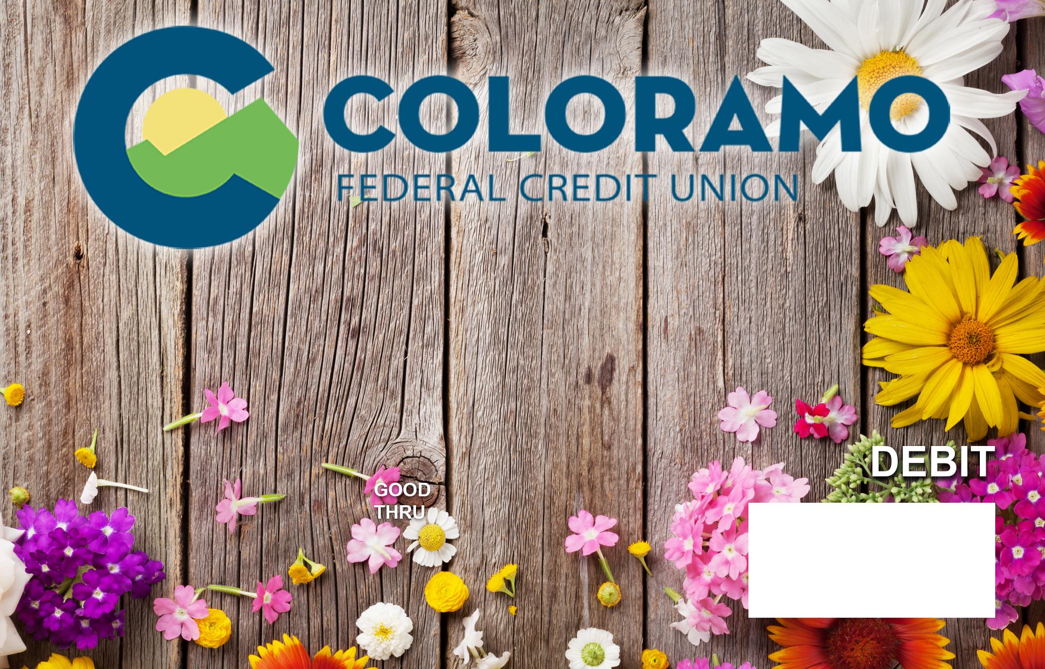 Coloramo Federal CU Debit Card Flowers 2.png