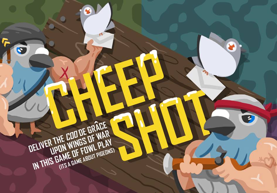 Cheep Shot Menu.png