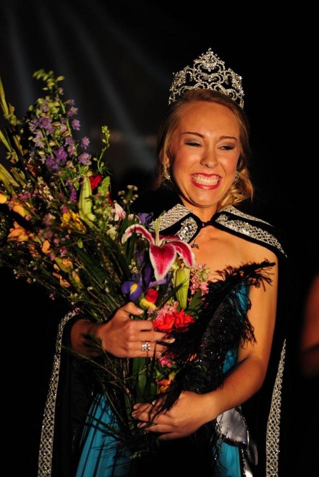 Eileen Jones, Miss Teen Vista 2012
