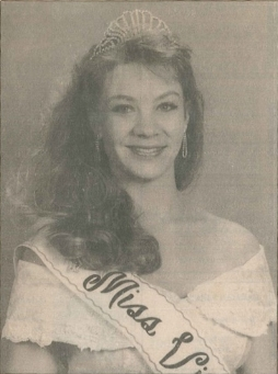 Alison Newbrough, Miss Vista 1991