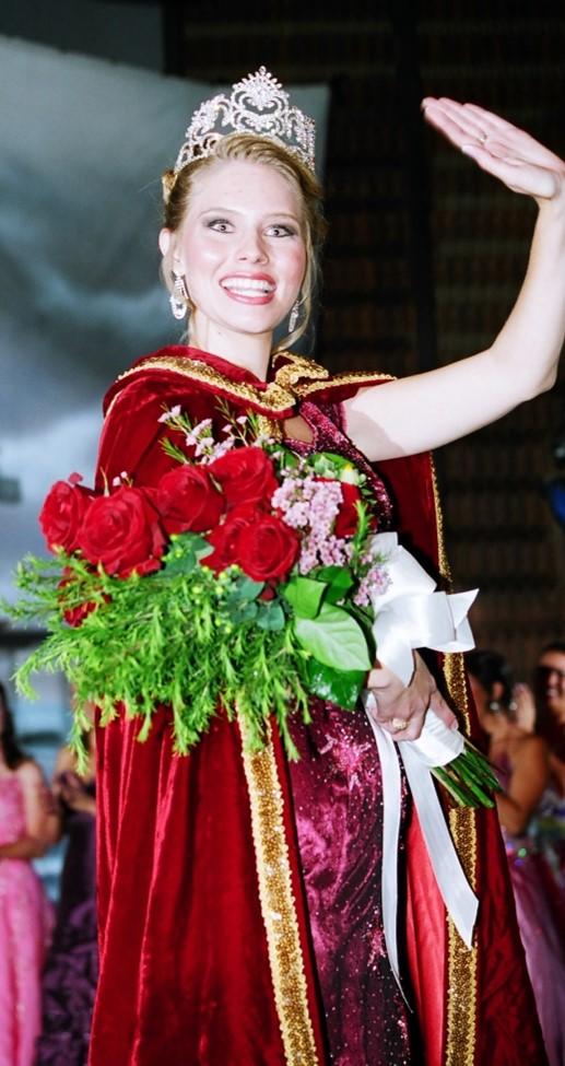 Melissa Tyler, Miss Vista 2007